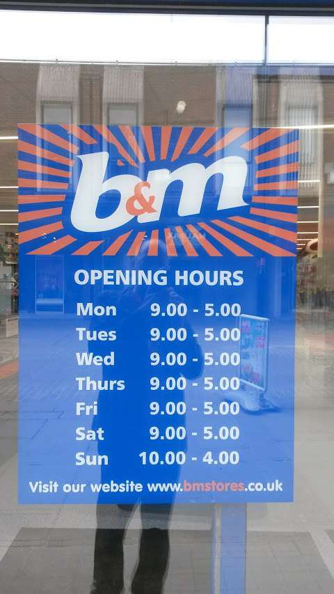 B&M Bargains Store photo
